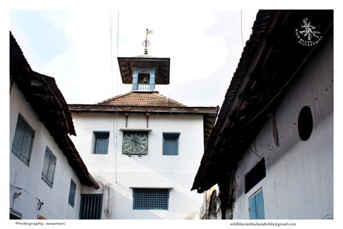 The Paradesi Synagogue Cochin kochi