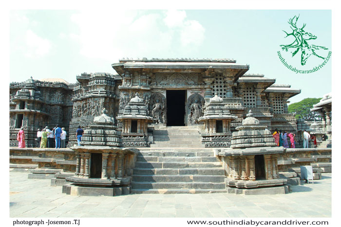 Belur Halebid Hassan Hoysala Tourism I south india by car and driver