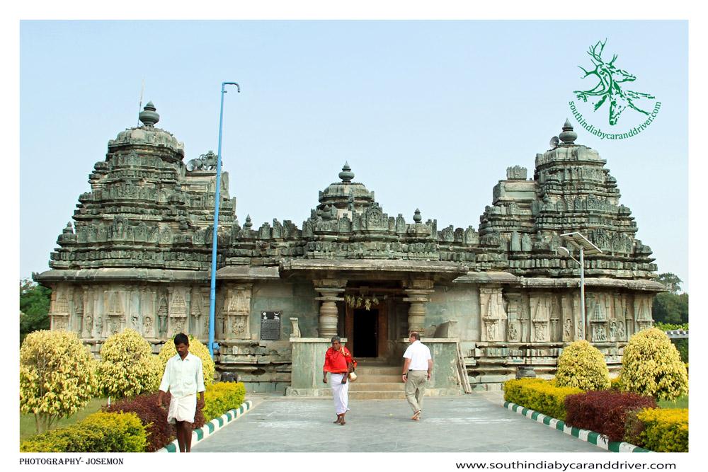 Mallikarjuna Temple, Hirenallur,Karnataka, India