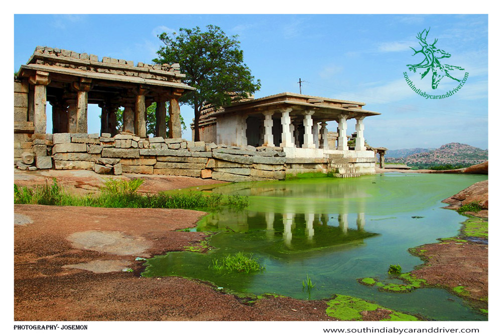 Hampi Hospet Northern  karnataka I south india by car and driver