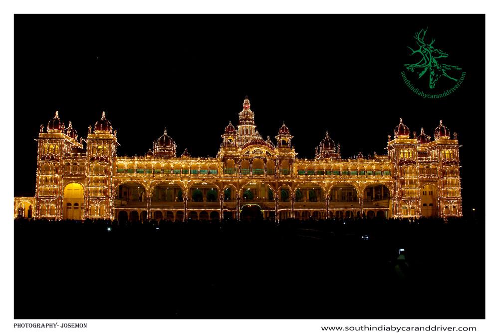 Mysore Palace karnataka Tourism