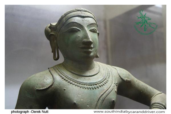 Chola bronze, Tanjore Royal Museum