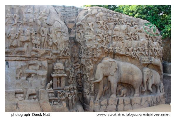 Mamallapuram Mahabalipuram UNESCO World Heritage Site