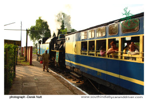 ooty toy train by southindia by car and driver