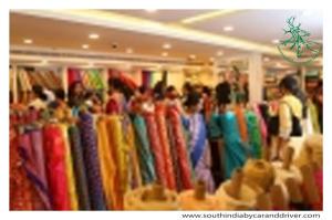 Kochi Silk Sari shop