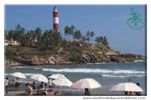 Kovalum  lighthouse