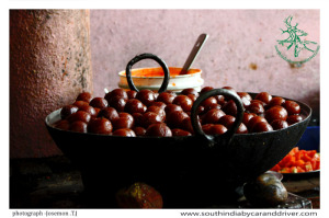 Sweet South India
