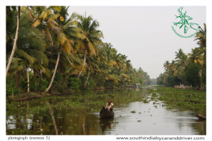 Kumarakom Backwaters I alleppy Backwater
