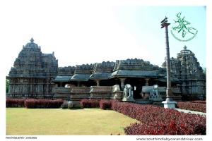 Veera Narayana temple I belavadi temple hassan I