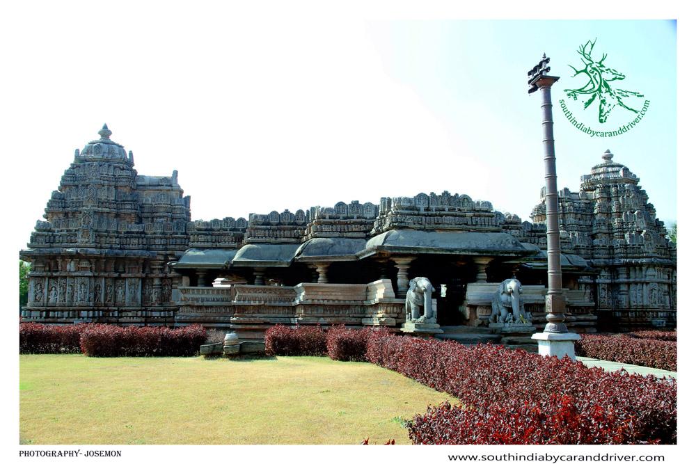 Veera Narayana temple Belavadi, Hassan