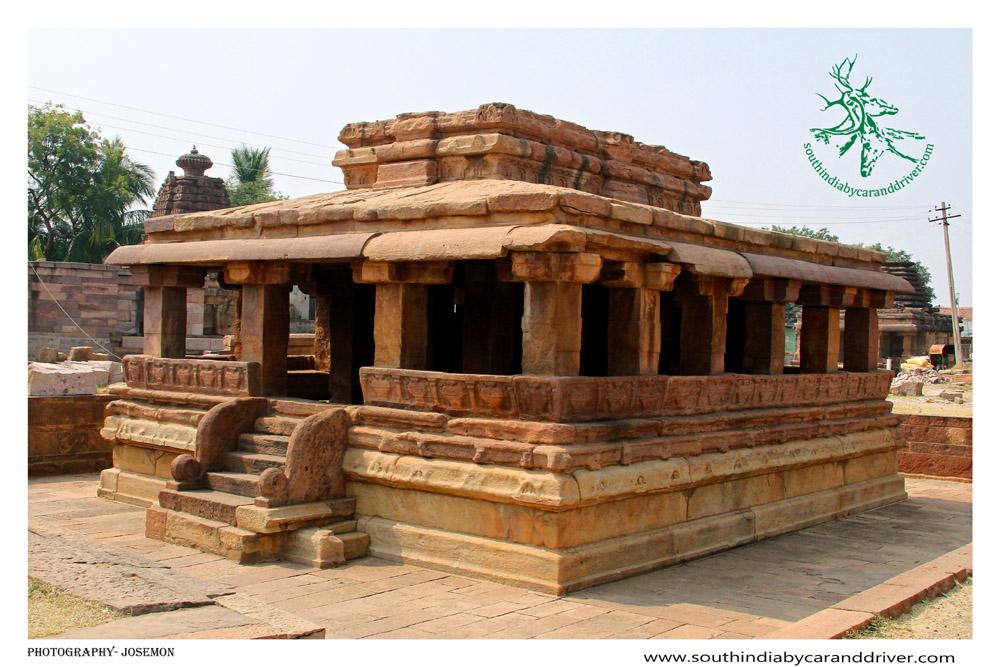 Gaudar Gudi Temple in Aihole India