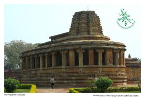 Aihoḷe I Durga temple I Chalukya dynasty i North Karnataka I