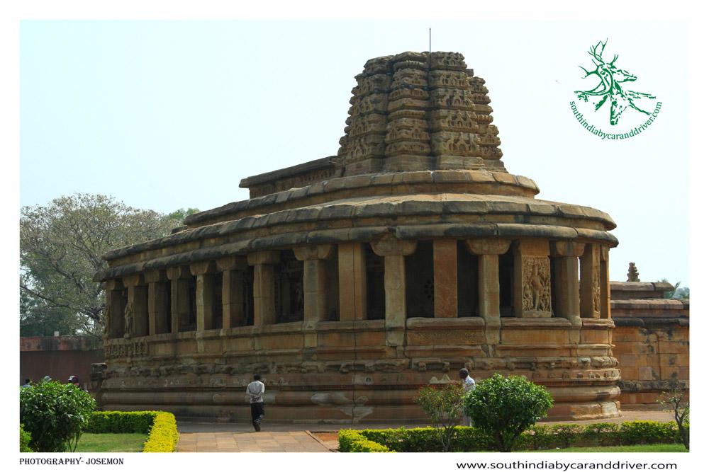 Durga Temple, Aihole North Karnataka.