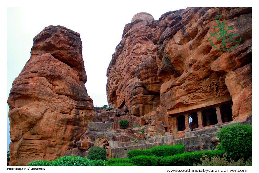 Badami Caves karnataka Tourism I south india by car and driver