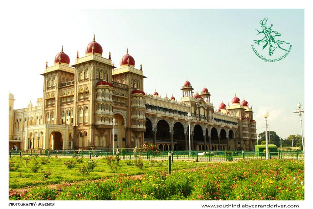 Mysore Palace karnataka Tourism I south india by car and driver