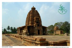 Jambulinga temple IGalaganatha temple I Pattadakal I Aihole I Karnataka