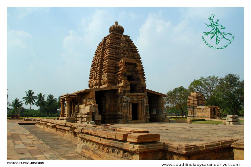 Jambulinga temple Pattadakal,Karnataka