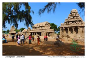 25 Mahabalipuram Ratha