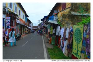 Kochi Shopping